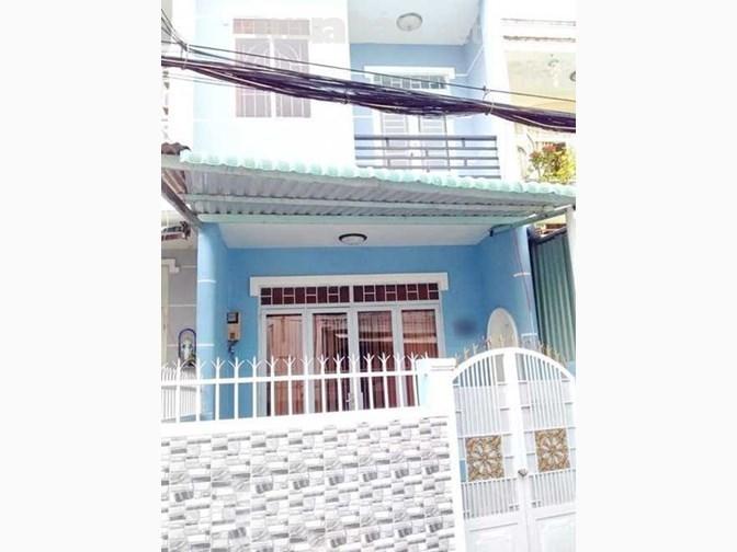 bán nhà hẻm 1247 Huỳnh Tấn Phát